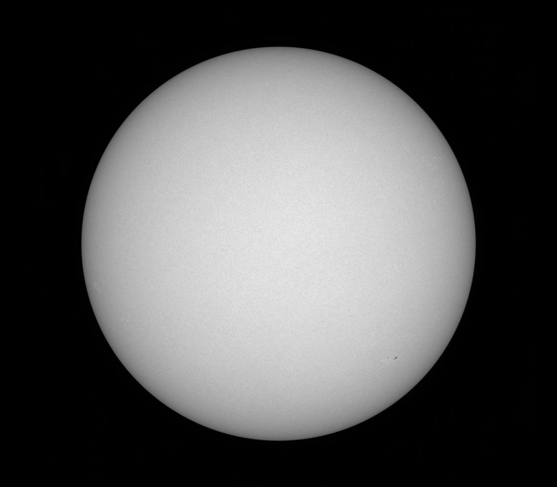 Solar Dynamics Observatory 2021-08-03T22:31:52Z