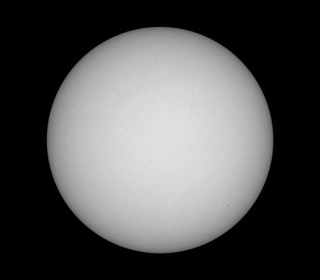Solar Dynamics Observatory 2021-08-03T23:13:36Z
