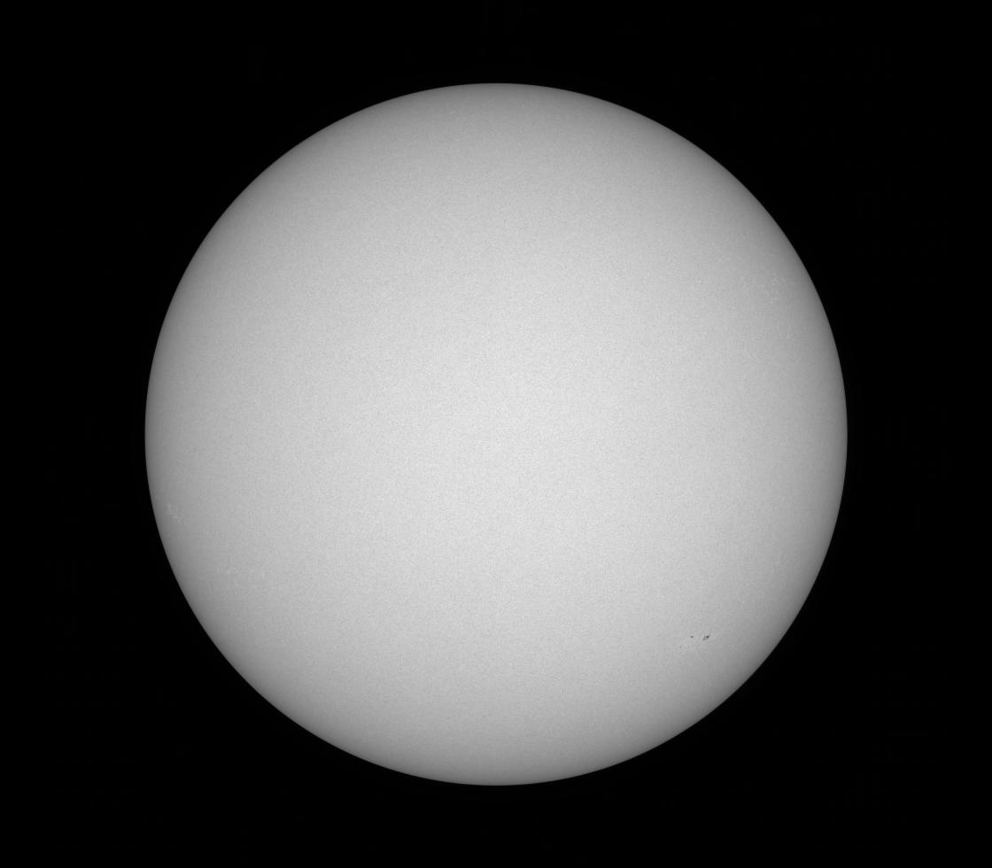 Solar Dynamics Observatory 2021-08-03T23:16:23Z