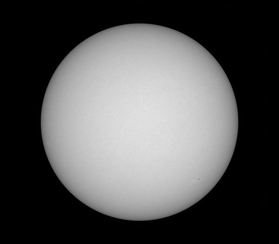 Solar Dynamics Observatory 2021-08-03T23:19:14Z