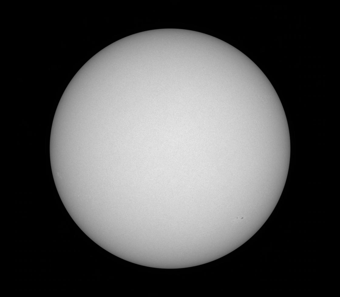 Solar Dynamics Observatory 2021-08-03T23:22:56Z