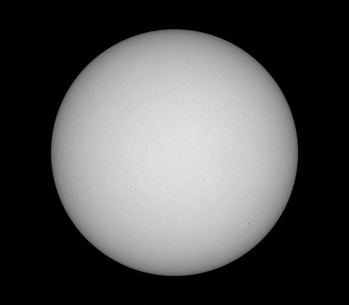 Solar Dynamics Observatory 2021-08-03T23:24:45Z