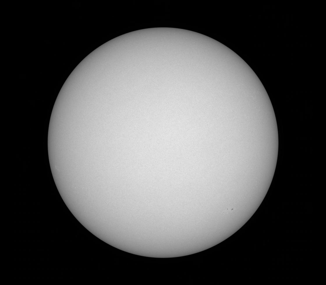 Solar Dynamics Observatory 2021-08-03T23:26:35Z