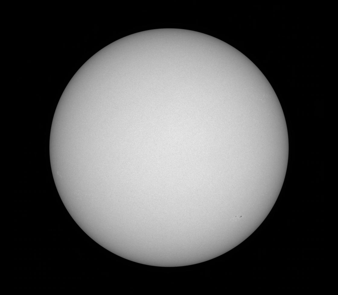 Solar Dynamics Observatory 2021-08-03T23:27:23Z