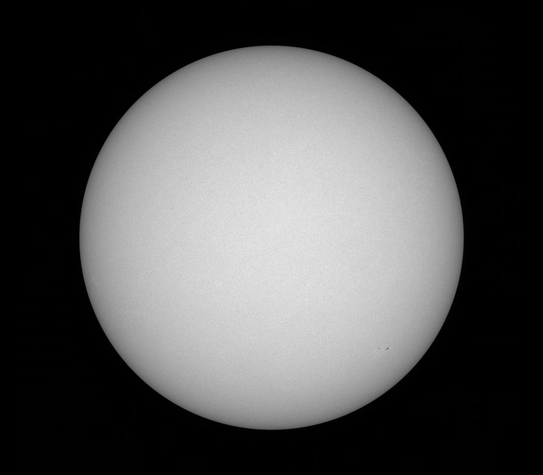 Solar Dynamics Observatory 2021-08-03T23:42:29Z