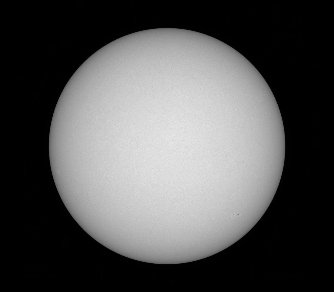 Solar Dynamics Observatory 2021-08-03T23:50:37Z