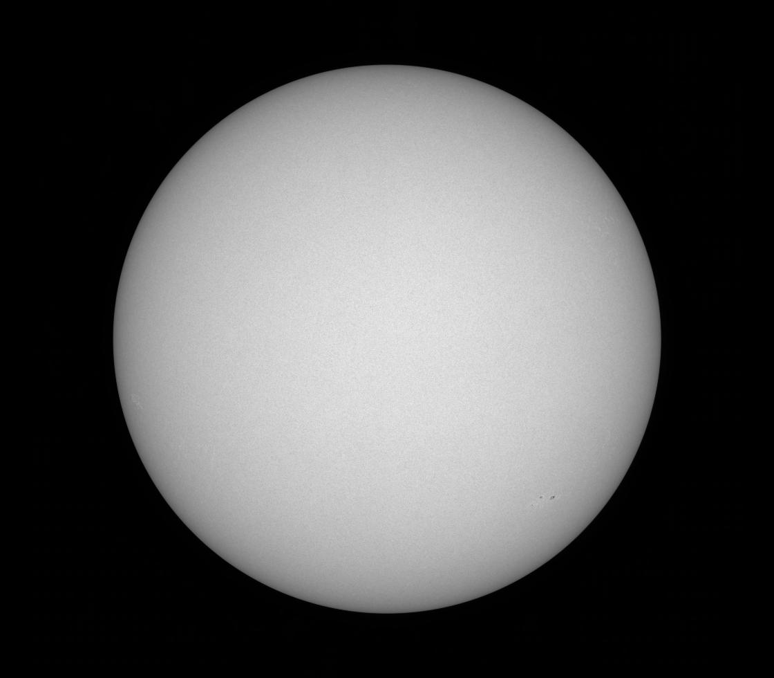 Solar Dynamics Observatory 2021-08-04T00:08:11Z