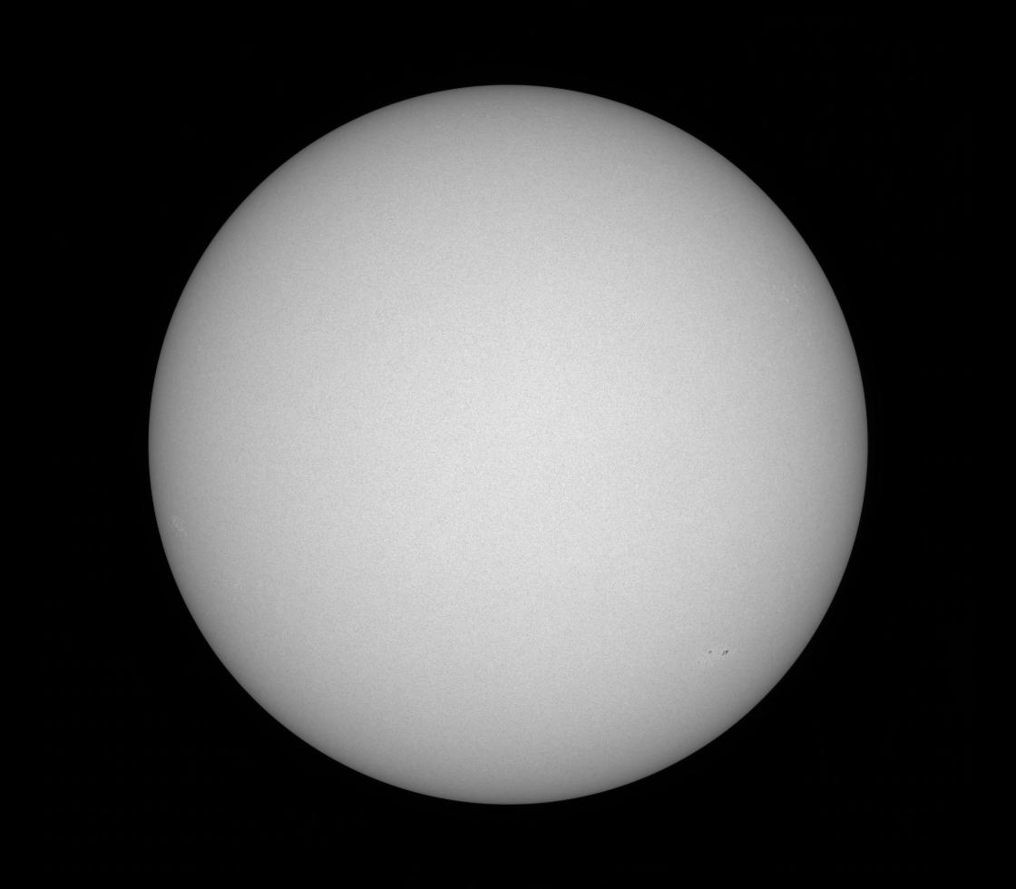 Solar Dynamics Observatory 2021-08-04T00:10:23Z
