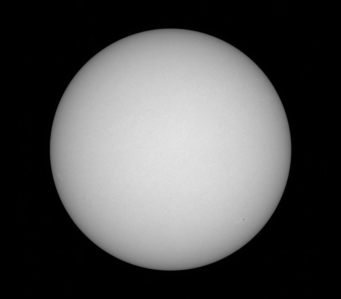 Solar Dynamics Observatory 2021-08-04T00:11:52Z