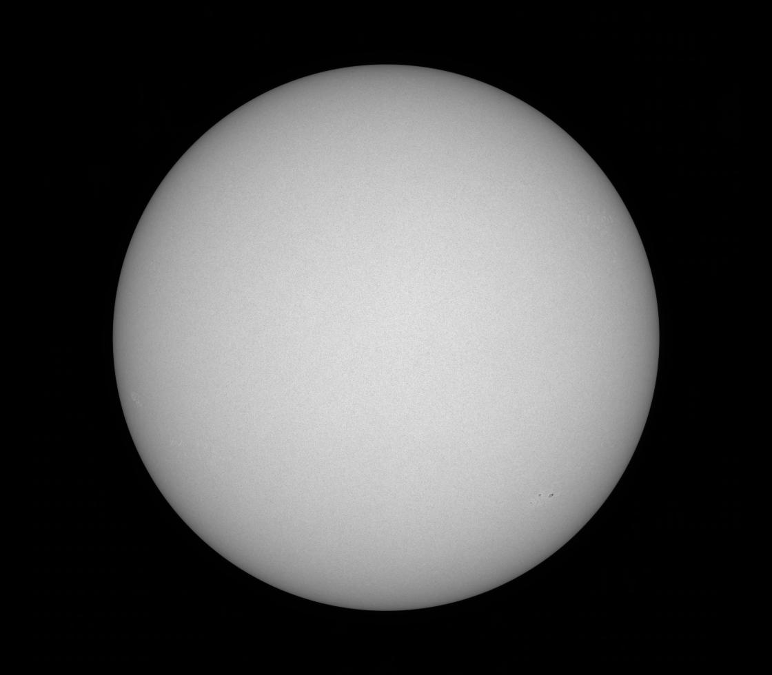 Solar Dynamics Observatory 2021-08-04T00:13:17Z