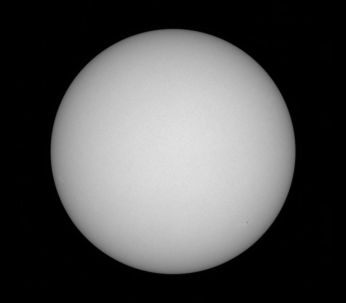 Solar Dynamics Observatory 2021-08-04T00:18:20Z