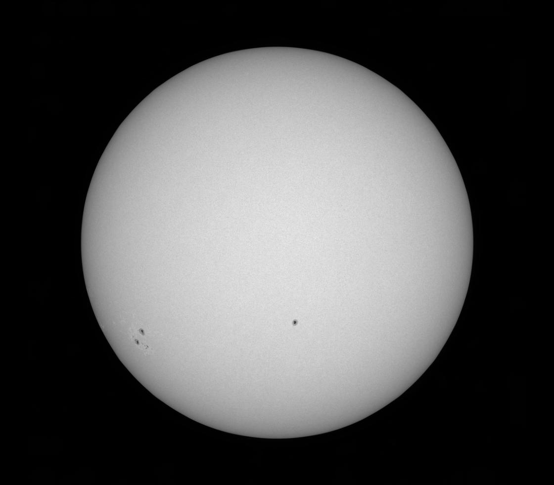 Solar Dynamics Observatory 2021-10-24T07:20:41Z