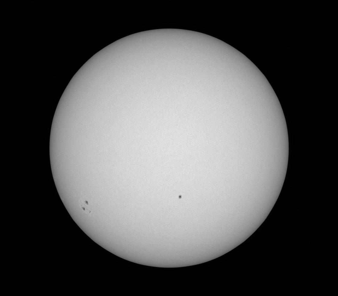 Solar Dynamics Observatory 2021-10-24T07:27:18Z