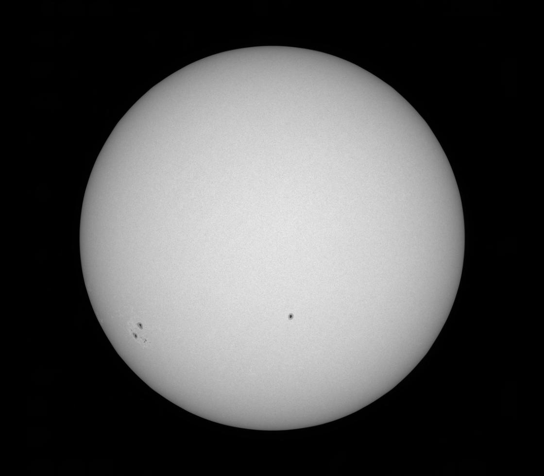 Solar Dynamics Observatory 2021-10-24T08:02:34Z
