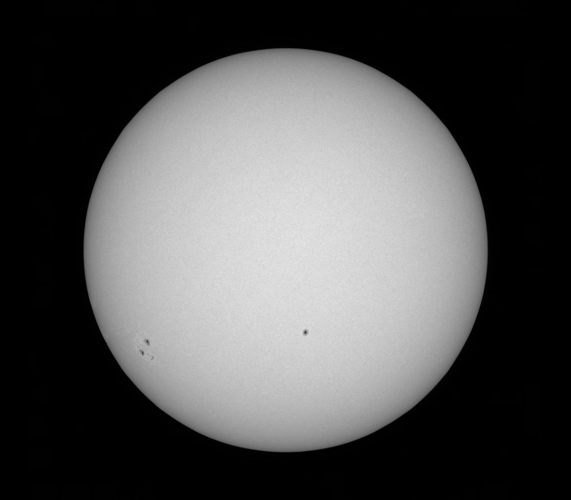 Solar Dynamics Observatory 2021-10-24T08:11:45Z