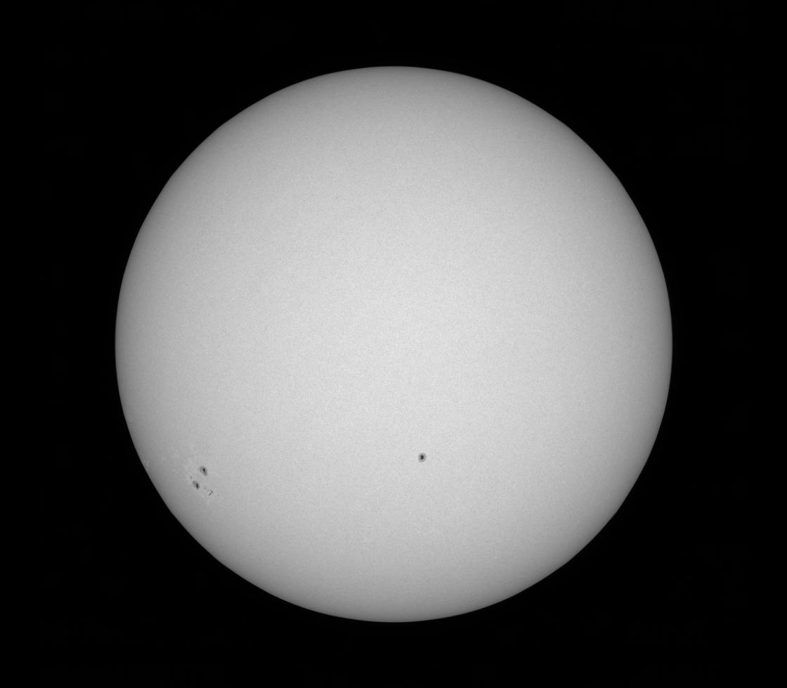 Solar Dynamics Observatory 2021-10-24T08:39:02Z