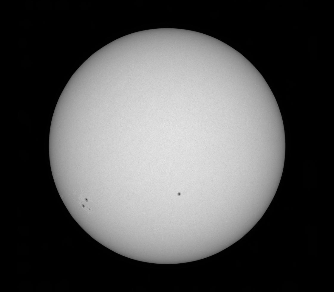Solar Dynamics Observatory 2021-10-24T08:39:43Z