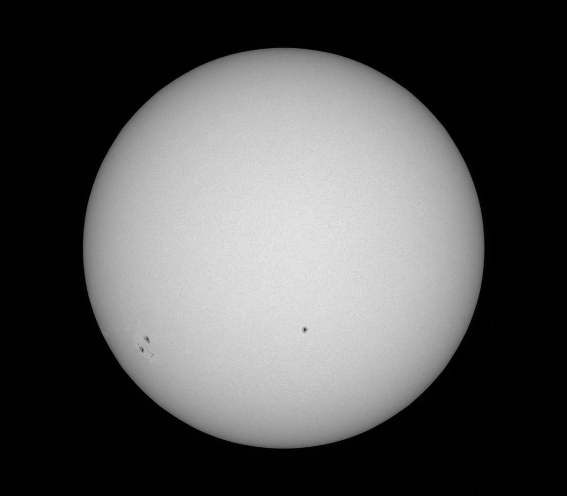 Solar Dynamics Observatory 2021-10-24T09:03:41Z