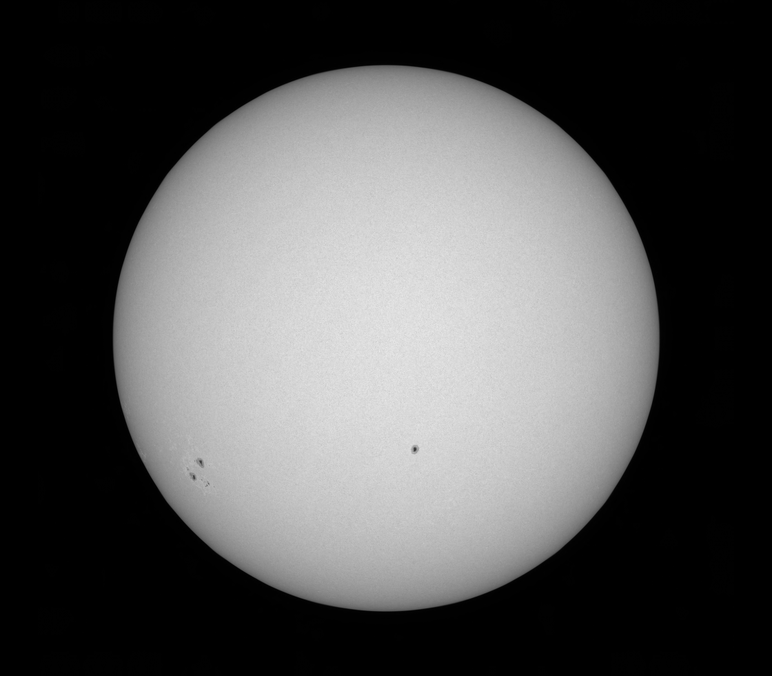 Solar Dynamics Observatory 2021-10-24T09:05:51Z