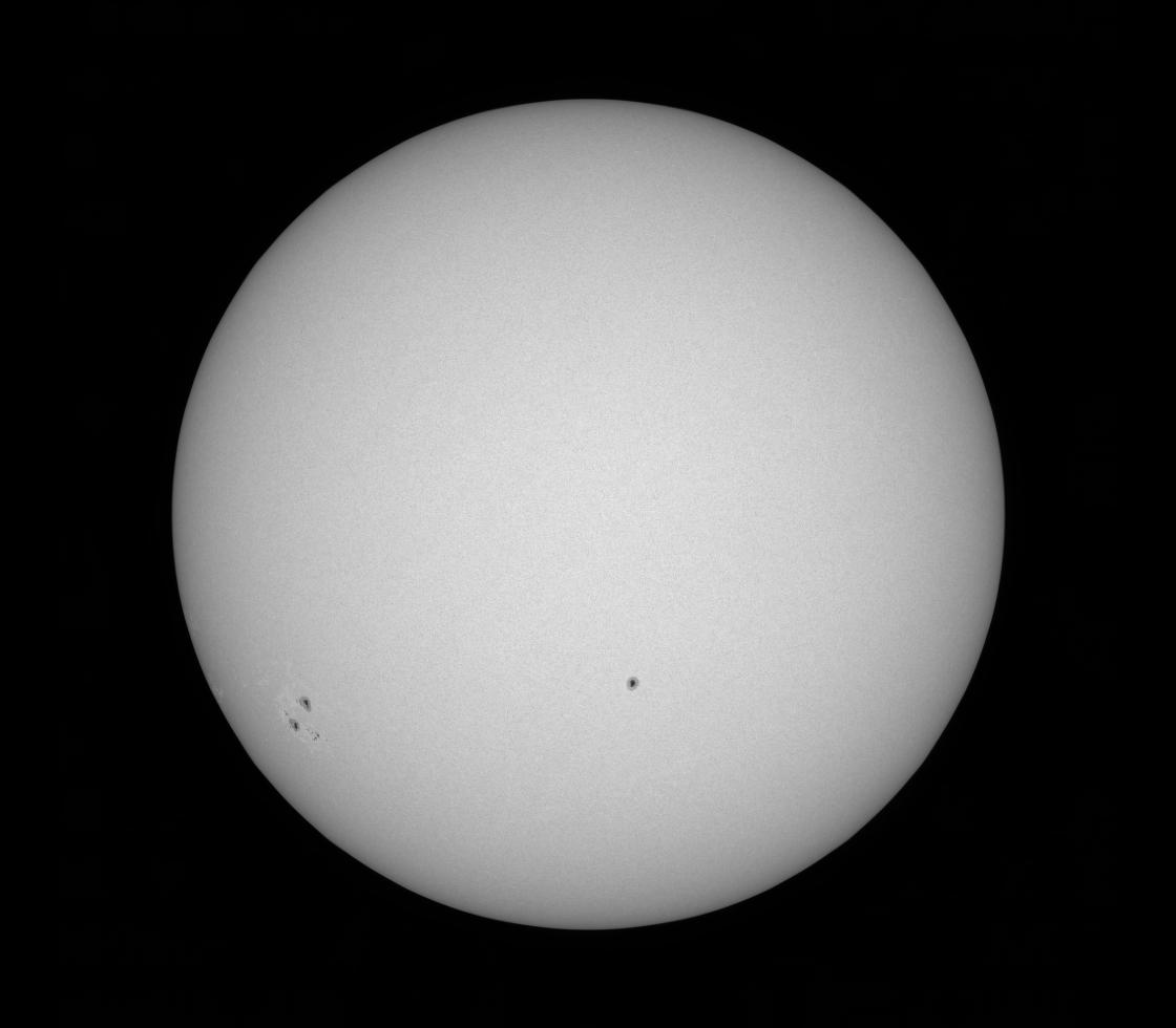 Solar Dynamics Observatory 2021-10-24T09:11:26Z