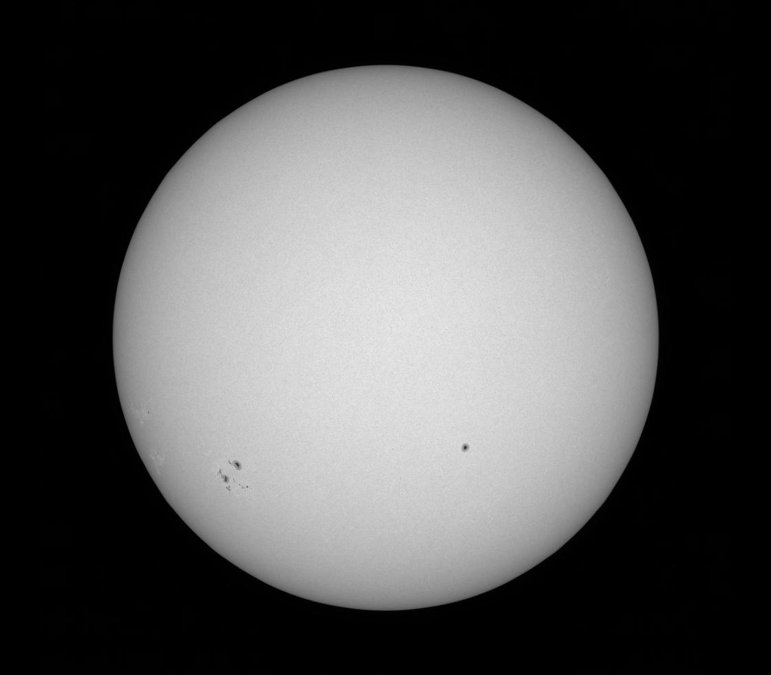 Solar Dynamics Observatory 2021-10-25T06:17:38Z