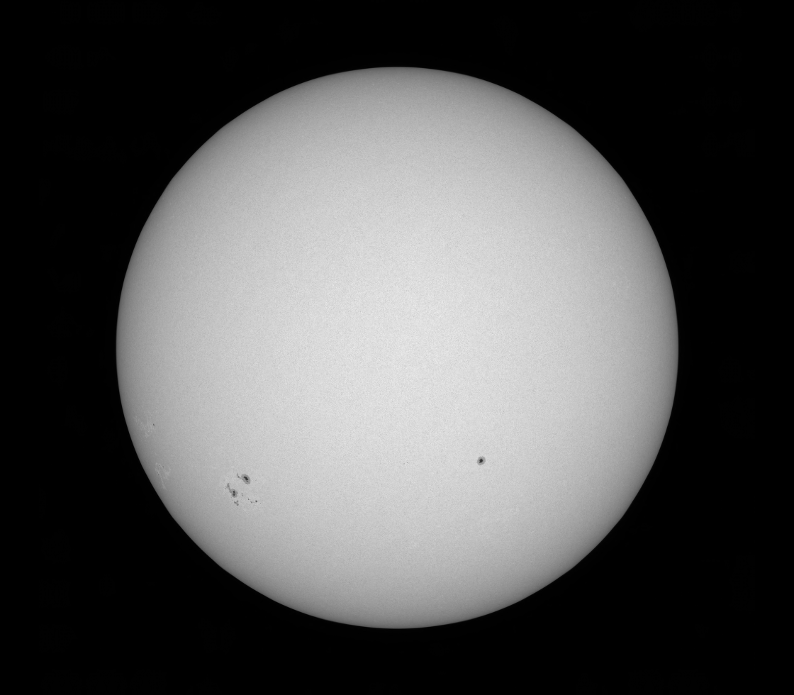 Solar Dynamics Observatory 2021-10-25T07:07:45Z