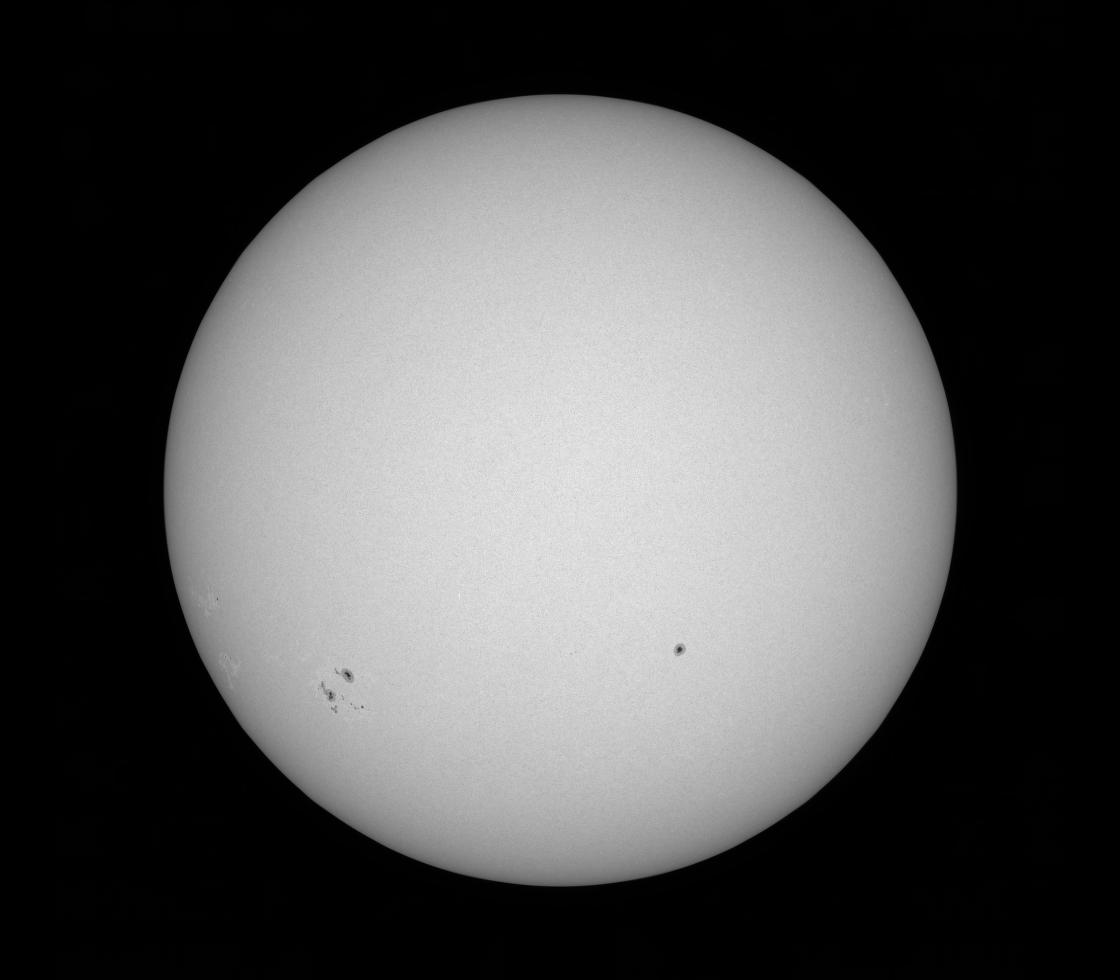 Solar Dynamics Observatory 2021-10-25T07:24:12Z