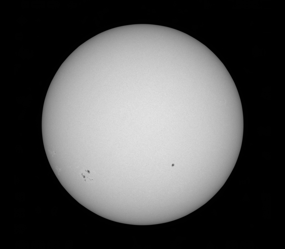 Solar Dynamics Observatory 2021-10-25T07:25:36Z