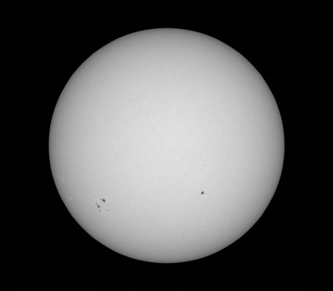 Solar Dynamics Observatory 2021-10-25T07:53:53Z