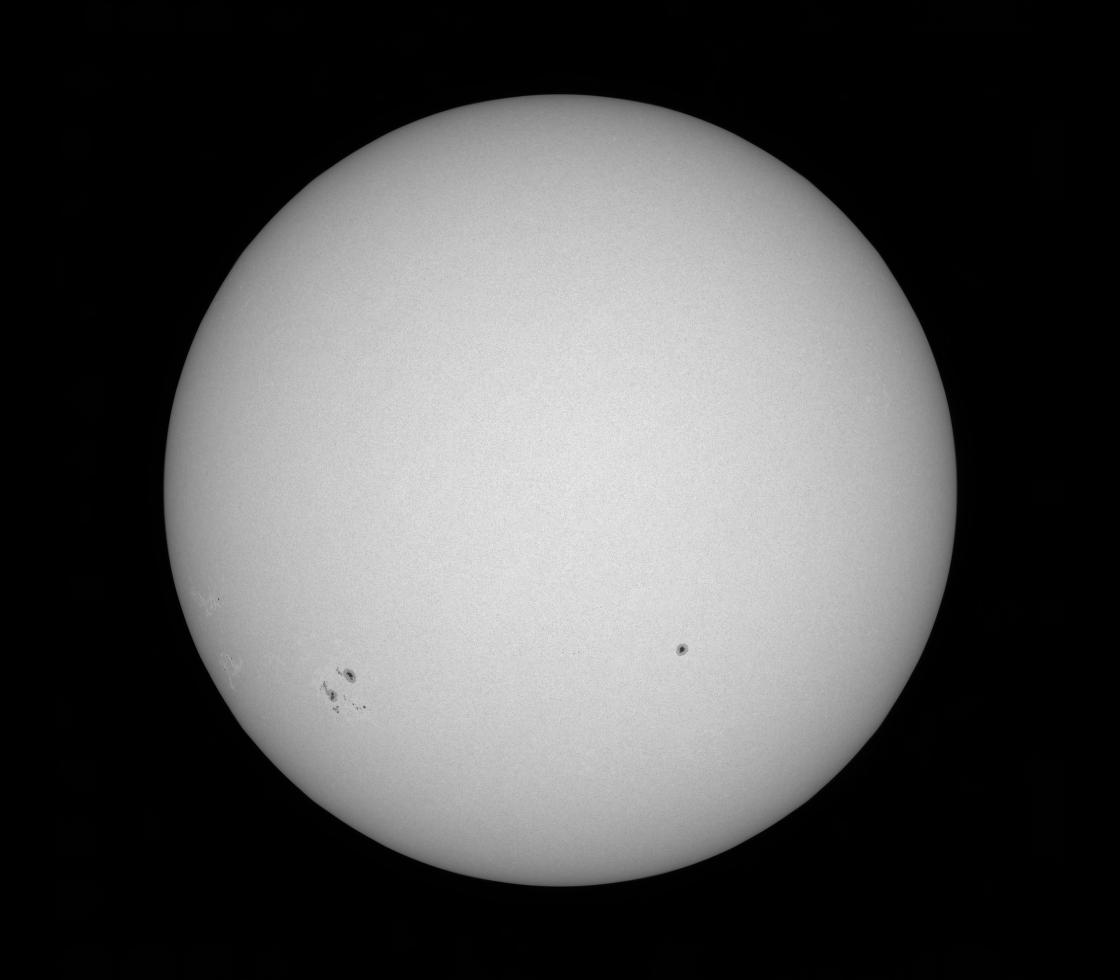 Solar Dynamics Observatory 2021-10-25T08:07:20Z