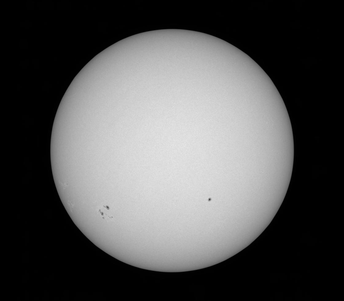 Solar Dynamics Observatory 2021-10-25T08:18:04Z