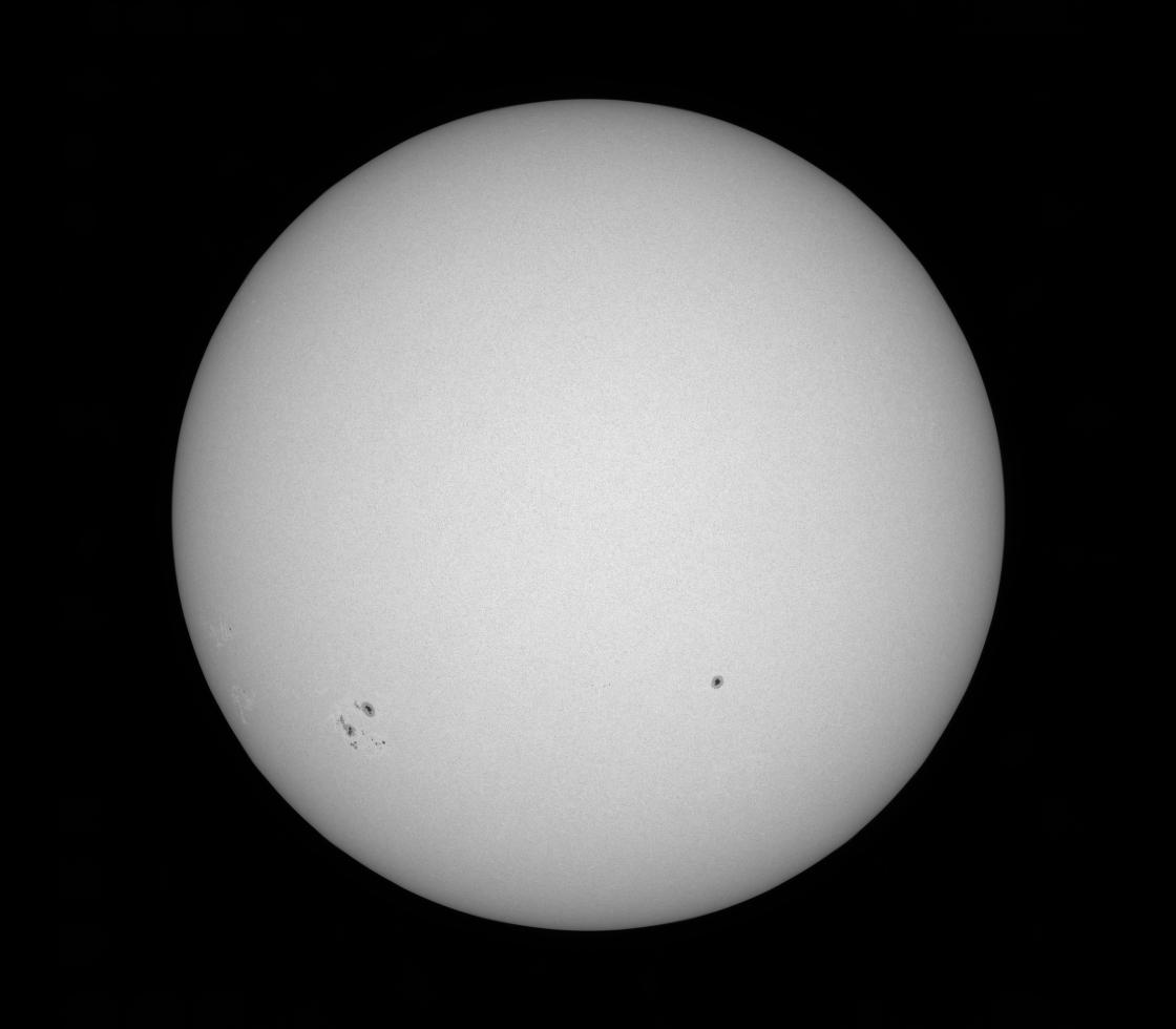 Solar Dynamics Observatory 2021-10-25T08:29:55Z